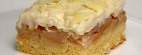 Preokrenuti kolač s jabukama
