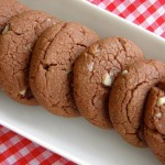 Čokoladni raspuknuti keksići