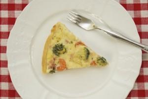 Ljetna pita s povrćem