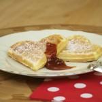 Vafli – savršeni slatki doručak