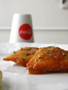 Piletina marinirana u soja umaku, medu i limunu