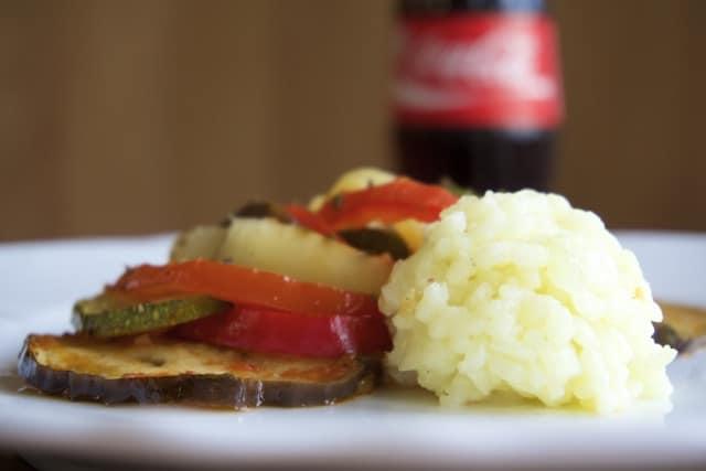 Ratatouille – sočni složenac od povrća