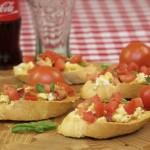 Bruschette – brzi, neodoljivi zalogajčići