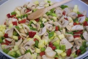 Isprižiti povrće