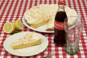 Pita od limuna - Lemon meringue pie