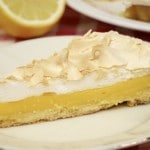 Pita od limuna – Lemon meringue pie