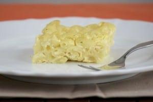 Makaorni sa sirom bez sira