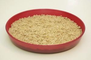 Preko kupusa rasporediti red mesne smjese sa rižom i Fantom