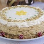 Grčka torta – savršena božićna torta