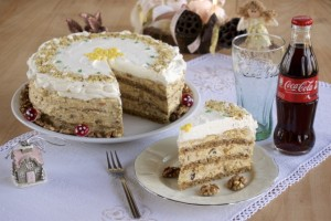 Grčka torta - božićna torta
