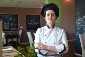 Gornje Međimurje - Šefica kuhinje restorana Le Batat