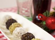 Plazma kuglice – božićni kolači bez pečenja