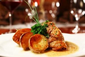 Gornje Međimurje - restoran Le Batat: Kučet u rečici