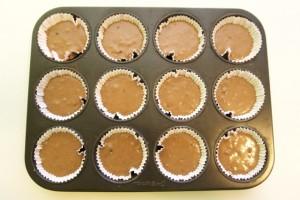 Priprema muffina