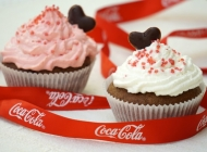 Cupcakes recept za Valentinovo