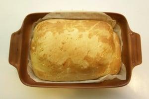 Ovako izgleda pečena šunka u kruhu