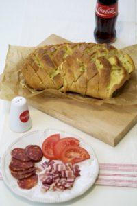 Mirisni kruh sa sirom