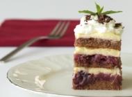 Sočni kolač sa višnjama