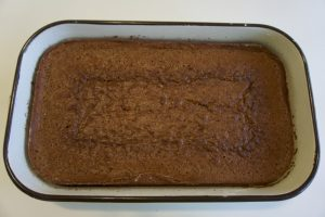 Pečeni kolač kratko prohladiti
