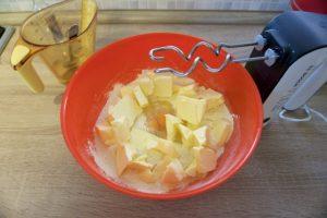 Pripremiti sve sastojke za tijesto
