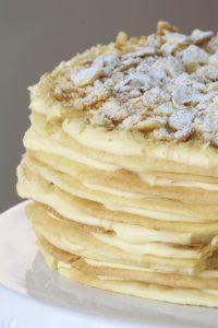 Napoleon torta sa 10 kora