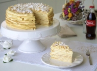 Napoleon torta – višeslojna kremasta delicija