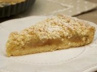 Pita od jabuka i krušaka sa mrvicama od maslaca