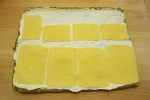 nadjenuti prvo zeleni biskvit