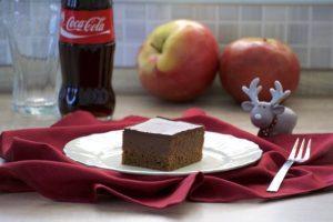 Čokoladne kocke s jabukama