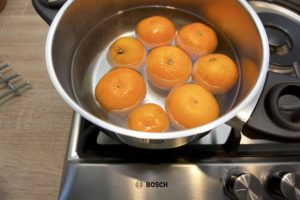 Mandarine prokuhati