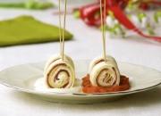 Tortilja rolice – upravo savršeni fingerfood