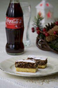 Fini kolač s orasima i čokoladom