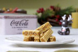 Štaverka - karamel oblatne s orasima