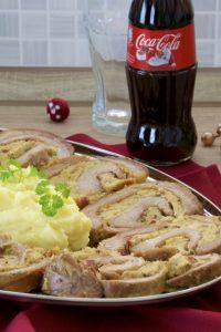 Punjena rolana pečenka - idealan božićni ručak