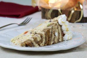 Torta se nakon hlađenja lijepo reže i poslužuje! Dobar tek :)