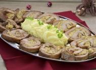 Punjena rolana pečenka kao fini svečani ručak