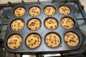 Ispeći muffine