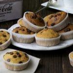 Muffini sa bananama i čokoladom – banana bread muffini