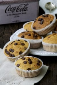 Banana bread muffini