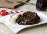 Lava cake – tekući čokoladni užitak