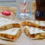 Quesadilla s piletinom na ReciPeci način