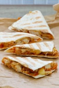Quesadillas s piletinom