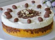 Uskrsna mramorna torta – jednostavno najbolja