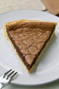 Poslužiti čokoladni tart!