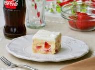 15-minutni kolač s jagodama i keksima