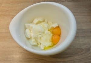 Pripremiti nadjev od sira