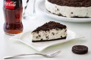 Oreo cheesecake bez pečenja