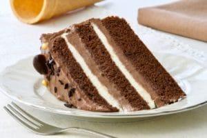 Čokoladna Milka torta