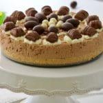 Kinder bueno torta bez pečenja kao čokoladni chesecake