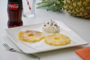 Ananas na roštilju